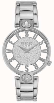 Versus Versace | женский Кирстенхоф | серебряный стальной браслет | блеск циферблат VSP491319