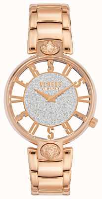 Versus Versace | женский Кирстенхоф | браслет из розового золота | блеск циферблат | VSP491519