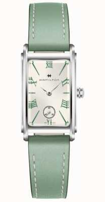 Hamilton Американский классический ремешок цвета Ardmore Quartz Mint H11221014