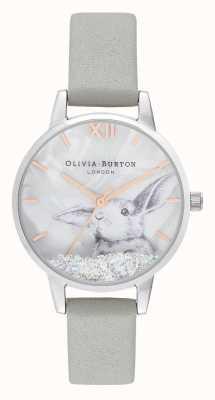 Olivia Burton | женская | зимняя страна чудес | снежный шар хрустальный кролик | OB16WL86