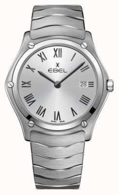 EBEL мужская спортивная классика | браслет из нержавеющей стали | серебряный циферблат 1216455A