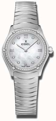 EBEL | классика женского спорта | нержавеющая сталь | алмазный набор 1216475A