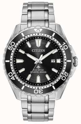 Citizen Эко-драйв promaster divers wr200 | нержавеющая сталь | BN0190-82E