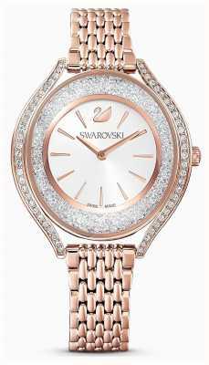 Swarovski | женская | кристаллическая аура | браслет из розового золота | 5519459