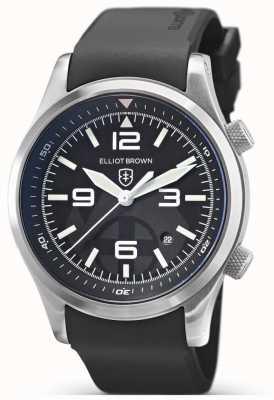Elliot Brown Канфорд | специальный выпуск горноспасательных | черная резина 202-012-R01