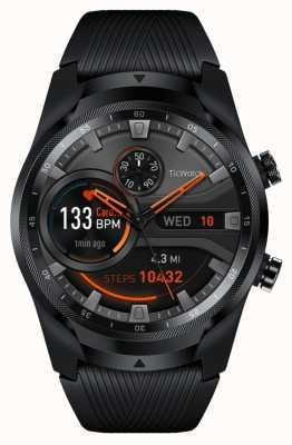 TicWatch Pro 4g lte esim | черный | Wearos SmartWatch PRO4G-WF11018-136247