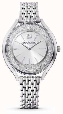 Swarovski Кристаллическая аура | металлический браслет из нержавеющей стали | серебро 5519462