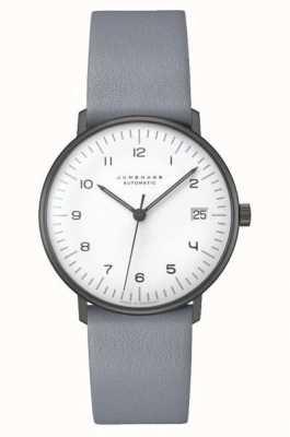 Junghans Макс счета автоматический | 34 мм черный и белый 027/4006.04