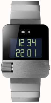 Braun Мужские | престиж | цифровой | черный браслет BN0106BKBTG