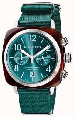 Briston Clubmaster classic | хронограф | 19140.SA.T.27.NE