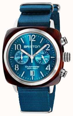 Briston Clubmaster classic | хронограф | 19140.SA.T.31.NBD
