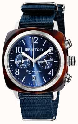 Briston Clubmaster classic | хронограф | 19140.SA.T.33.NMB