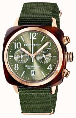 Briston Clubmaster classic | хронограф | 19140.PRA.T.26.NOL