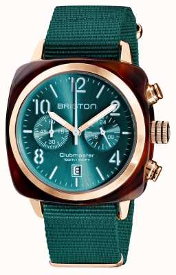 Briston Clubmaster classic | хронограф | 19140.PRA.T.27.NE