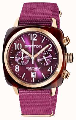 Briston Clubmaster classic | хронограф | 19140.PRA.T.32.NC