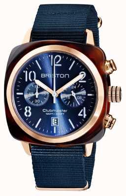 Briston Clubmaster classic | хронограф | 19140.PRA.T.33.NMB