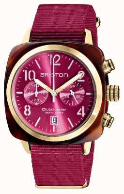 Briston Clubmaster classic | хронограф | 19140.PYA.T.28.NBER