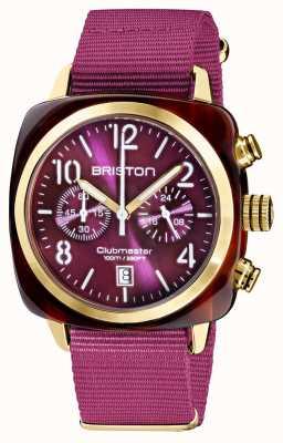 Briston Clubmaster classic | хронограф | 19140.PYA.T.32.NC