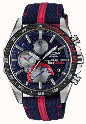 Casio | здание | Торо Россо | блютуз солнечный | умные часы EQB-1000TR-2AER