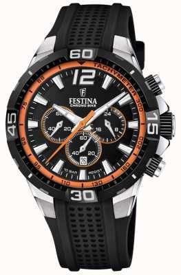 Festina Спортивные часы Chrono bike 2020 резиновые F20523/2