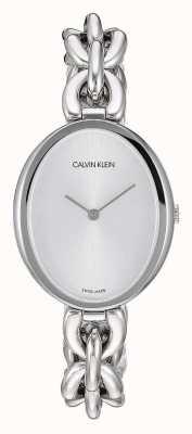 Calvin Klein | заявление женщин | браслет из нержавеющей стали | K9Y23126