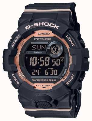 Casio G-шок | г-отряд | черный резиновый ремешок | Bluetooth GMD-B800-1ER