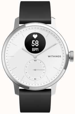 Withings Сканеры 42мм - белый HWA09-MODEL 3-ALL-INT