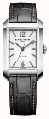 Baume & Mercier Джентс Хэмптон | автоматический | опаловый серебряный циферблат | M0A10522
