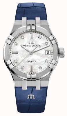 Maurice Lacroix Айкон | автоматический | кожаный ремешок AI6006-SS001-170-2