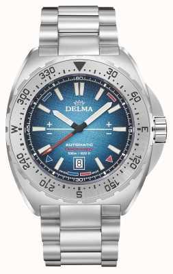 Delma Oceanmaster Антарктида ограниченным тиражом | нержавеющая сталь 41701.670.6.049