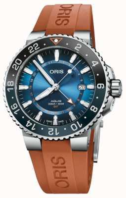 ORIS Каучук Carysfort Reef ограниченного выпуска 01 798 7754 4185-SET RS