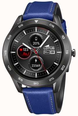 Lotus Smartime | мужские | синий кожаный ремешок + свободный ремешок | экс-дисплей L50012/2EX-DISPLAY