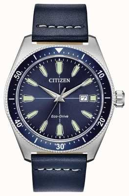 Citizen Винтажные спортивные часы wr100 eco-drive AW1591-01L