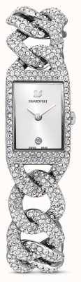 Swarovski | коктейльные часы | хрустальный набор | браслет из нержавеющей стали | 5547617