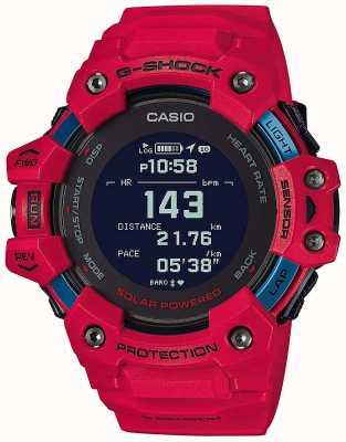 Casio G-шок | г-отряд | монитор сердечного ритма | блютуз | красный | GBD-H1000-4ER