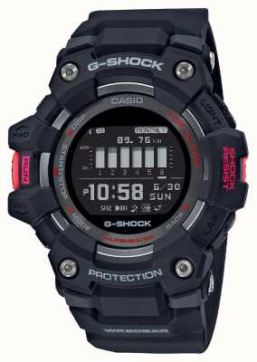 Casio G-шок | г-отряд | стептрекер | блютуз | черный GBD-100-1ER