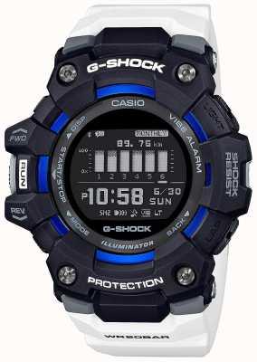 Casio G-шок | г-отряд | стептрекер | блютуз | белый GBD-100-1A7ER