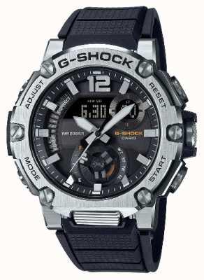 Casio | g-шок | г-сталь | защита сердечника из углеродного волокна | блютуз | солнечная | GST-B300S-1AER
