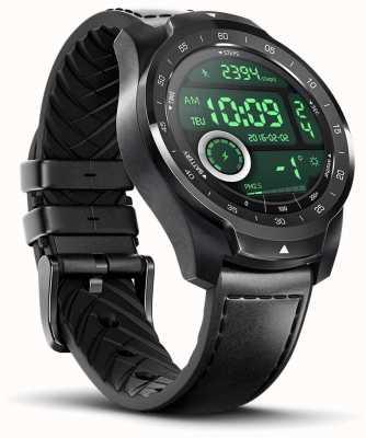 TicWatch Умные часы Pro 2020 Shadow Black 139863-WF12106