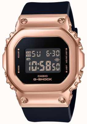 Casio Компактные часы G-Shock из розового золота GM-S5600PG-1ER