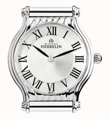Michel Herbelin Антарес | только циферблат из нержавеющей стали | римские цифры H.17447/08