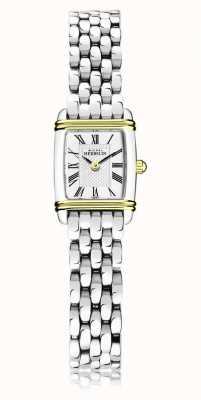 Michel Herbelin Арт-деко | женский браслет из нержавеющей стали | золотой / серебряный корпус 17438/T08B