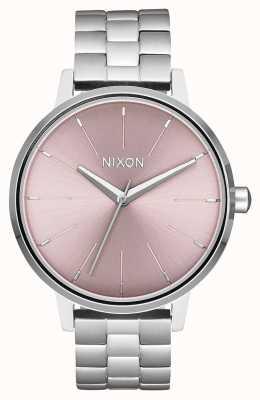 Nixon Кенсингтон | серебристый / бледно-лавандовый | циферблат из нержавеющей стали A099-2878-00