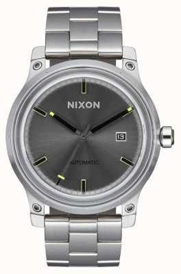 Nixon 5-й элемент | черный | браслет из нержавеющей стали | A1294-000-00