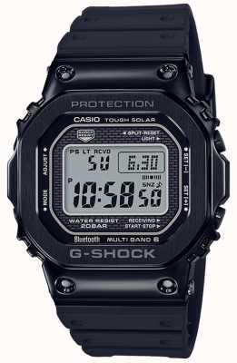 Casio Ремешок из пластмассы G-Shock, черный IP-рамка GMW-B5000G-1ER