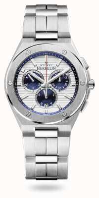Michel Herbelin Кепка камарат | хронограф | браслет из нержавеющей стали | 37645/B42