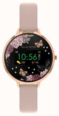 Reflex Active Умные часы Series 3 | телесный розовый ремешок RA03-2014