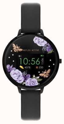 Reflex Active Умные часы Series 3 | черный ремешок RA03-2018