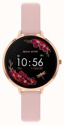 Reflex Active Умные часы Series 3 | телесный розовый ремешок RA03-2038