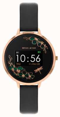 Reflex Active Умные часы Series 3 | черный ремешок RA03-2040